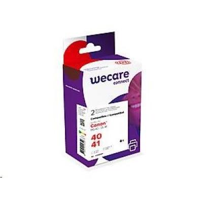 WECARE ARMOR cartridge pro CANON iP1600/2200 (PG40+CL41), CMYK, 1x16ml/1x12ml