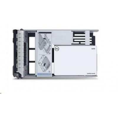 DELL 960GB SSD SATA Mixed Use 6Gbps 512e 2.5in Hot plug 3.5in HYB CARR DriveS4610CK