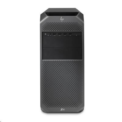 HP Z4 G4 Xeon W-2245 8c, 4x16GB DDR4-2933 ECC, 1TB m.2 NVMe , NO DVD, RTX A4000/16GB 4xDP, USB keyb+mouse, Win10Pro WKS+