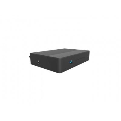 INTEL NUC Kit Rugged Celeron/ USB3/ HDMI/ WIFI/ M.2 (Chaco Canyon)