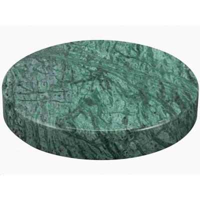 Sandberg podložka Marble Stone s bezdrátovým nabíjením Qi, USB-A, 10W, zelená