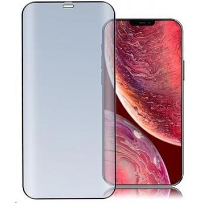 4smarts tvrzené sklo Second Glass pro Apple iPhone 12 Pro Max Full Frame černé