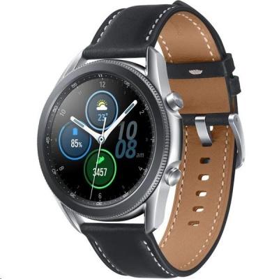 Samsung Galaxy Watch 3 BT (45 mm), stříbrná