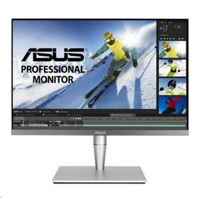 "ASUS LCD 24.1"" PA24AC 16:10 Professional  1920x1200 IPS 100% sRGB ?E< 2 DisplayHDR 400 DP over USB-C DP HDMI USB3.0"