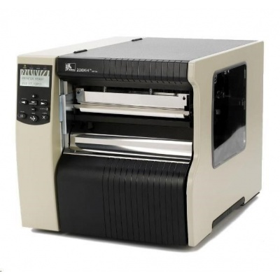 Zebra 220Xi4, 12 dots/mm (300 dpi), ZPLII, multi-IF, print server (ethernet)