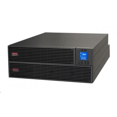 APC Easy UPS SRV RM 1000VA 230V Ext. Runtime with Rail kit Batt pack, On-line, 4U (800W)