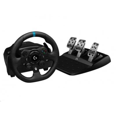 Logitech volant G923 Racing Wheel Xbox One a PC