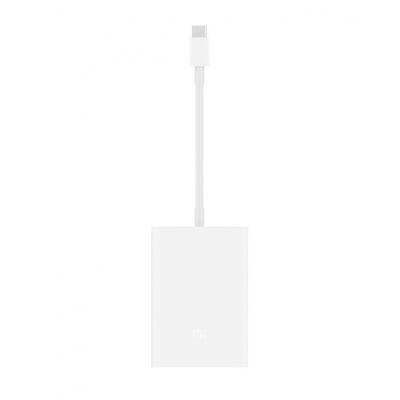 Mi USB-C to VGA and Gigabit Ethernet Multi-Adapter - bazar, rozbaleno