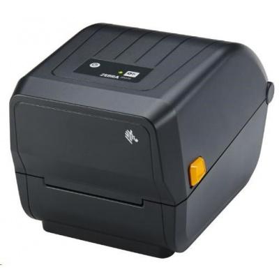 Zebra TT ZD230t, 8 dots/mm (203 dpi), EPLII, ZPLII, USB, odlepovač, black  (nástupce GC420t)