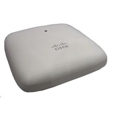 Cisco Aironet 1840i vnitřní AP - 802.11a/b/g/n/ac Wave 2 - Duální pásmo, 2x 10/100/1000(PoE), USB, int. ant