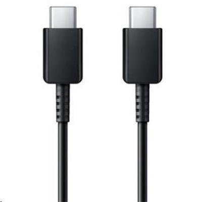 Samsung datový kabel EP-DA705BBE, USB-C/USB-C, 1 m, černá (bulk)