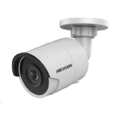 HIKVISION IP kamera 4Mpix, H.265, 25 sn/s, obj. 2,8 mm (110°), PoE, IR 30m, IR-cut, WDR 120dB, analytika, 3DNR, MicroSDX