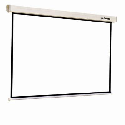 Reflecta ROLLO Crystal Lux (200x200cm, 1:1, 2cm černý okraj) plátno roletové