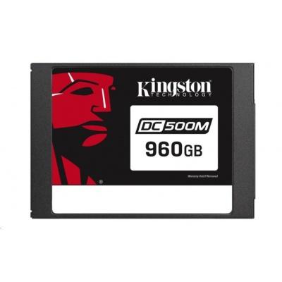 Kingston 960GB SSD Data Centre DC500M (Mixed Use) Enterprise SATA