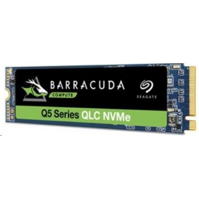 SEAGATE SSD 500GB BarraCuda Q5 M.2 PCIe Gen3 ×4, NVMe 1.3
