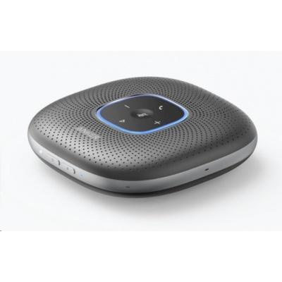 Anker PowerConf - konferenční mikrofon, bluetooth reproduktor s 6 vestavěnými mikrofony,  směrové pokrytí, černá