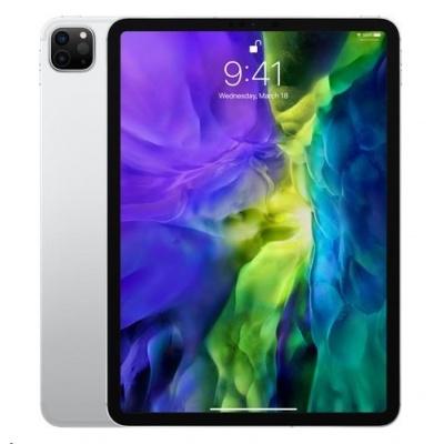 APPLE 11-inch iPadPro Wi-Fi + Cellular 512GB - Silver (2020)