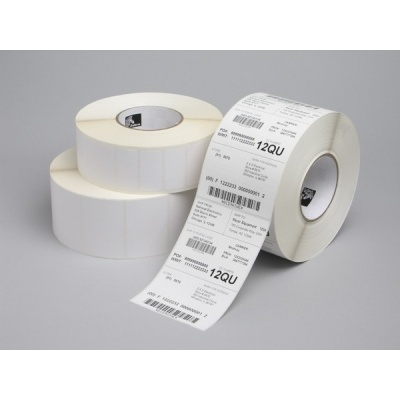 Zebra etiketyZ-Select 2000D Removable, 57x32mm, 2100 etiket
