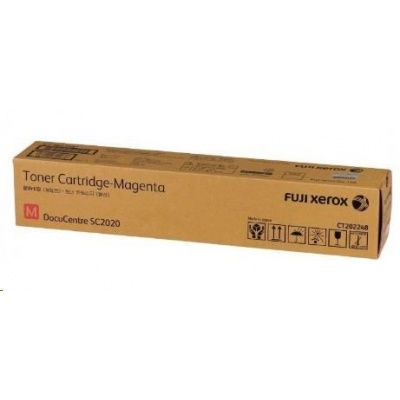 Xerox Magenta Toner Cartridge pro DocuCentre SC2020 (3000 str.)