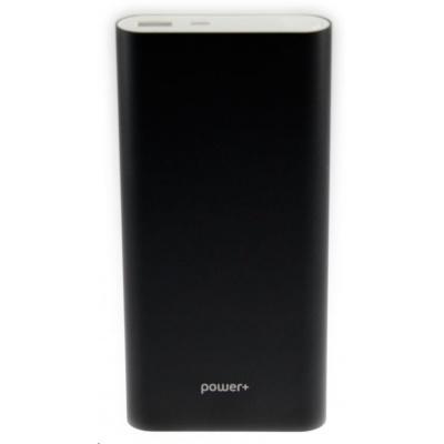 PowerPlus PowerBank 20800mah černá barva