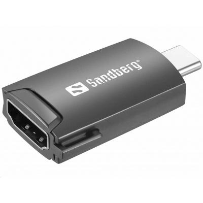 Sandberg redukce USB-C -> HDMI