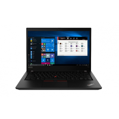 "LENOVO ThinkPad/Workstation P14s G1 - i7-10510U,14"" FHD IPS,8GB,256SSD,HDMI,TB,nvd P520 2G,camIR,W10P,3Y Premier"