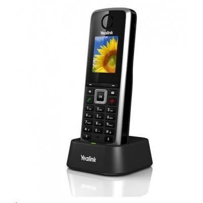 "Yealink W52H IP DECT ručka pro W52P, 1,8"" 128x160 barevný LCD, 4 prog.tl."