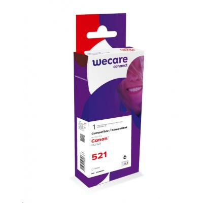 WECARE ARMOR cartridge pro Canon IP3600, 4600, 4600X, MP540, 620, 630, 980 (CLi521BK), černá/black, 10,5ml, 1300str
