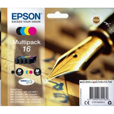 EPSON ink 16 Series 'Pero' multipack