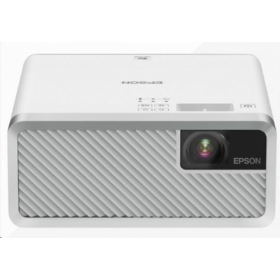 EPSON projektor EF-100W, HD Ready, 2.500.000:1, USB 2.0, HDMI, Bluetooth, Reproduktory 5W