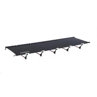 Naturehike skládací postel 2200g - černá