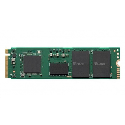 Intel® SSD 2TB 670p NVMe (M.2 80mm PCIe 3.0 x4, 3D4, QLC) OEM Bulk (R 3500B/s; W 2700MB/s)