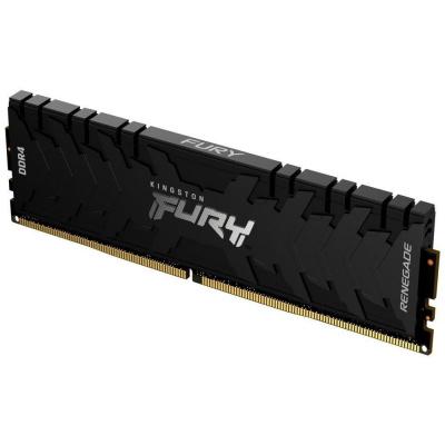 DIMM DDR4 16GB 3600MHz CL16 1Gx8 KINGSTON FURY Renegade Black