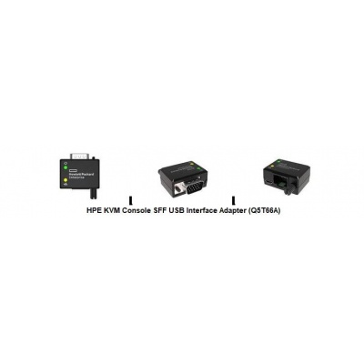 HPE KVM Console SFF USB Interface Adapter