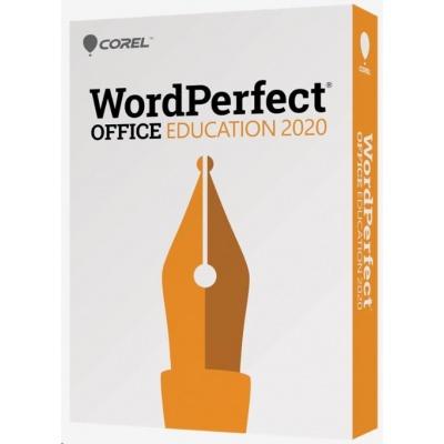 WordPerfect Office Education CorelSure Maintenance (1 Year) (1-60) EN/FR