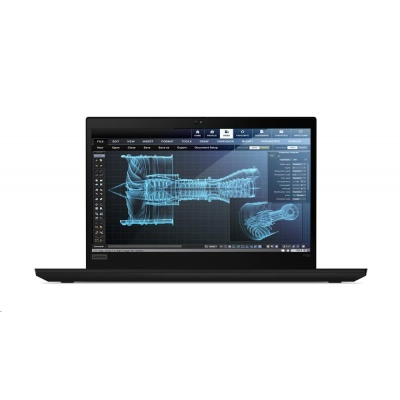 "LENOVO NB ThinkPad/Workstation P43s - i7-8565U vPro,14"" WQHD IPS,16GB,1TSSD,nvd P520 2G,HDMI,ThB,camIR,W10P,3r onsite"