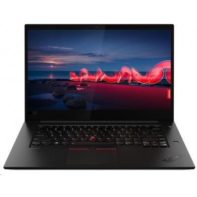 "LENOVO NTB ThinkPad X1 Extreme 3gen - i9-10885H@2.4GHz,15.6"" UHD OLED touch,32GB,1TB SSD,GTX1650Ti 4G,LTE,ThB,W10P,3r on"
