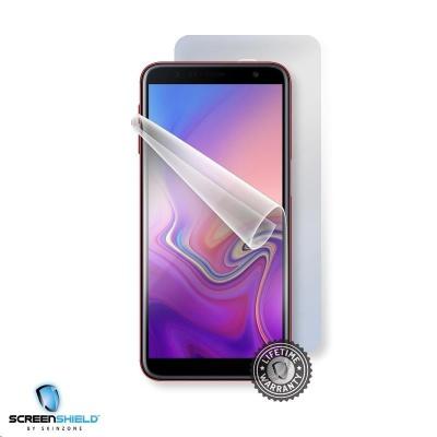 ScreenShield fólie na celé tělo pro SAMSUNG J610 Galaxy J6+ (2018)