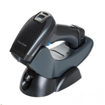 Datalogic PM9501-RT, 2D, SR, kit (USB), RB, black, grey