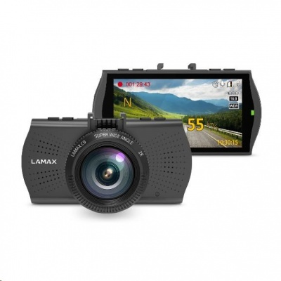 LAMAX DRIVE C9 - kamera do auta - rozbaleno