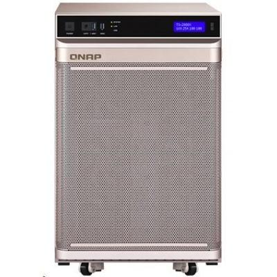 QNAP TS-2888X-W2133-64G (6C/Xeon W-2133/3,6-3,9GHz/64GBRAM/8xSATA/16xSSD/4xGbE/2x10GbE/4xUSB2.0/6xUSB3.0/8xPCIe)