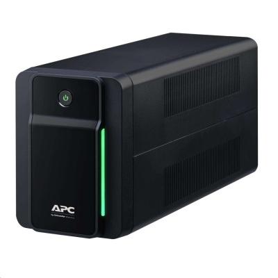 APC Back-UPS 750VA, 230V, AVR, Schuko Sockets (410W)