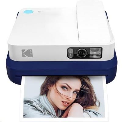 KODAK Smile Classic - instantní fotoaparát - 3x4 modrý