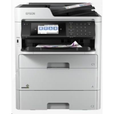 EPSON tiskárna ink WorkForce Pro WF-C579RDTWF, RIPS, 4v1, A4, 34ppm, Ethernet, WiFi (Direct), Duplex