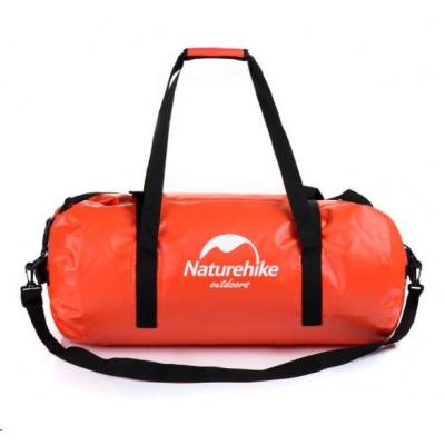 Naturehike vodotěsný batoh 90l - černý