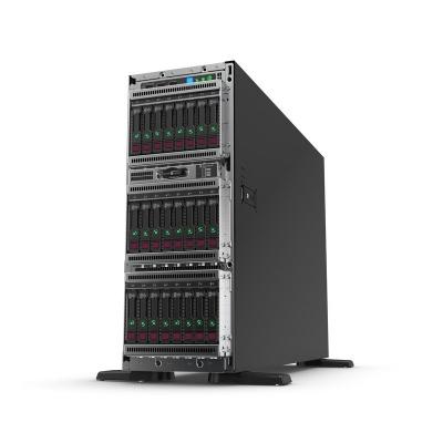 HPE PL ML350G10 4210R (2.4G/10C/14M/2400) 2x16G 8SFF P408i-a/2GSSB 1x800W RFC MDkit E208i-p NBD333 + LTO8 int drive