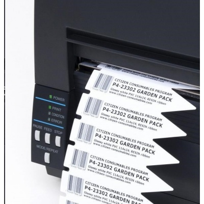 Citizen GARDEN PACK, Arrow, ticket, colour ribbon, synthetic, resin, 114x24mm