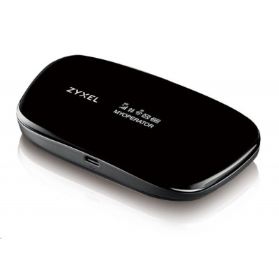 Zyxel WAH7601 Přenosný modem/router 4G LTE, Wireless N300 wi-fi , LTE CAT4/HSPA+/EDGE/GPRS