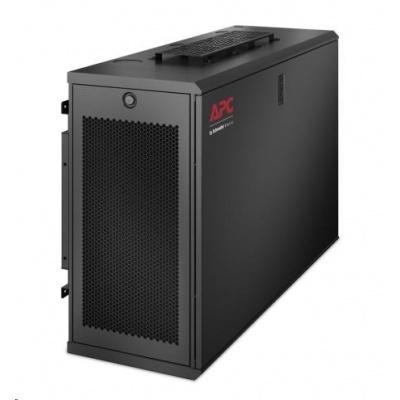 APC BUNDLE - NetShelter WX 6U + Rack PDU Metred + Smart-UPS 1000VA RM