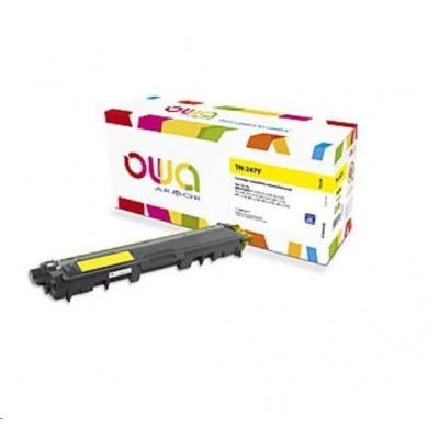 OWA Armor ink-jet pro HP REMAN.FOR HP 981A,J3M70AE,110ml str.,žlutá/yellow (J3M70AE)